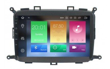 Pantalla GPS Android Kia Carens OCTA CORE 4GB TR3144