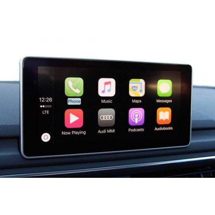 Carplay And Android Auto Audi Tr3145