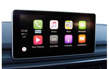 Carplay and Android Auto Audi REF: TR3145