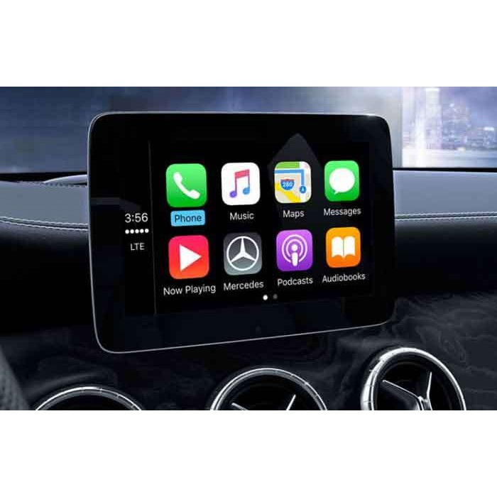 Carplay Y Android Auto Para Mercedes Benz Tr3146