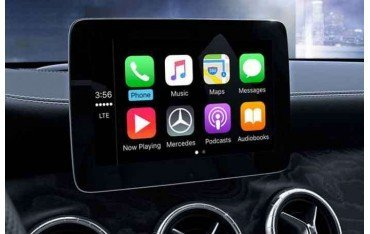 Carplay and Android Auto Mercedes Benz REF: TR3146