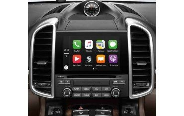 Carplay and Android Auto Porsche REF: TR3148