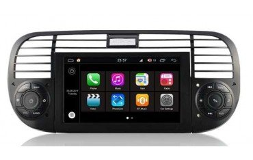 Radio DVD GPS Android Fiat 500 OCTA CORE S200 REF: TR30149