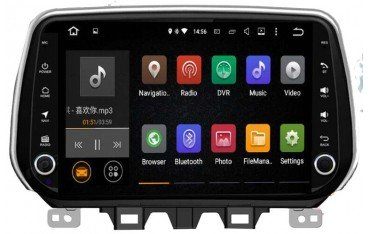 Screen monitor GPS Hyundai Tucson ANDROID REF: TR3149