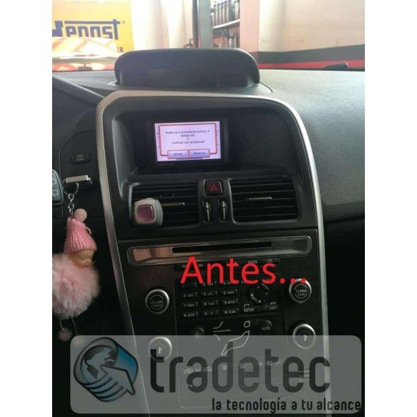 volvo xc60 gps android 8.8inch
