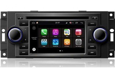 Radio DVD GPS Android HD OCTA CORE S200 Jeep, Chrysler, Dodge REF: TR3151