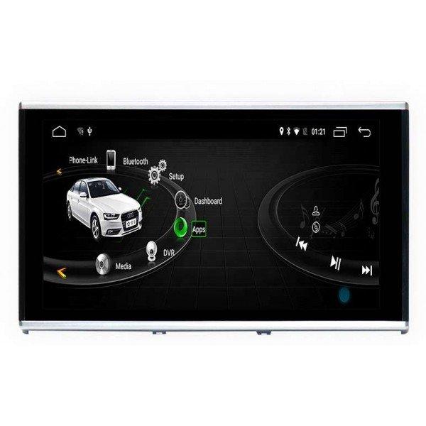 audi a6 c7 pantalla android motorizada CarPlay AndroidAuto Android Auto