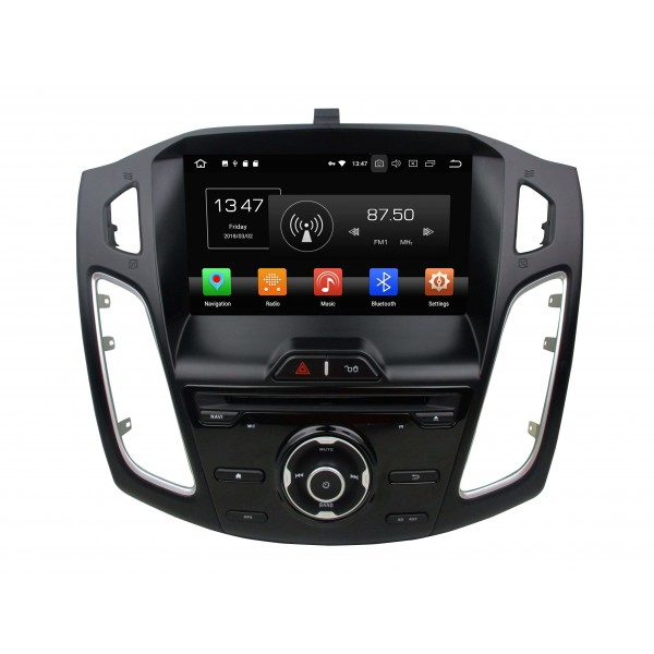 ford focus gps android octa core
