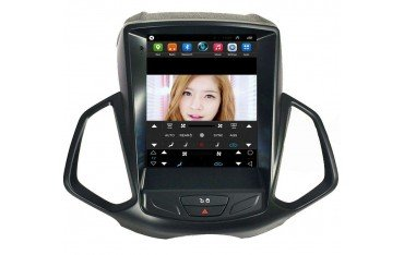 Radio DVD GPS ANDROID TESLA STYLE Ford EcoSport REF: TR3157