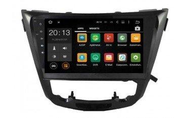 Radio GPS head unit Nissan Qashqai / Xtrail Android 10 TR3162