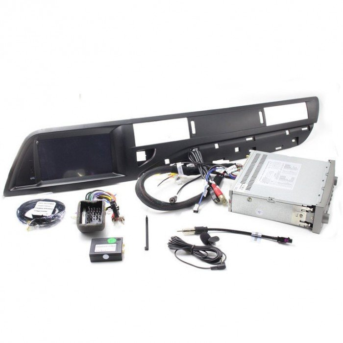 GPS Android QUAD CORE Android 9 Citroen C5