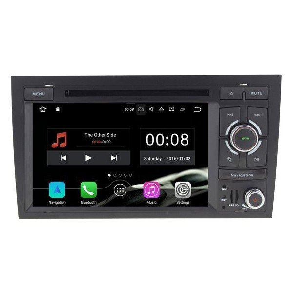 Radio DVD GPS Audi A6 ANDROID 9.0