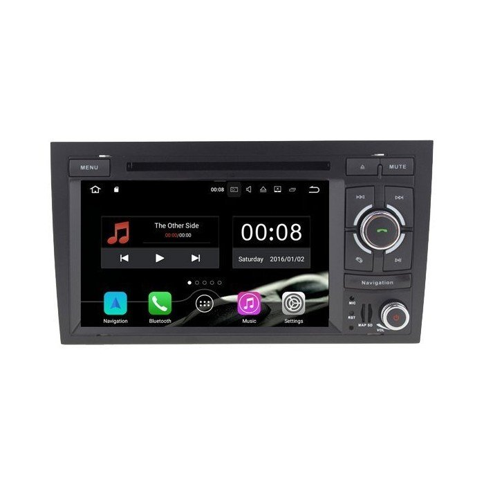 Radio DVD GPS Audi A6 ANDROID 9.0 REF: TR3165