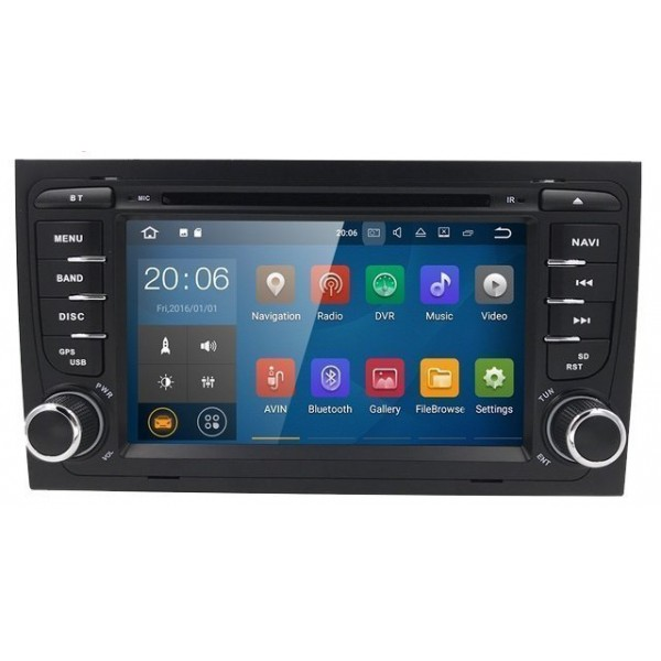DVD Audi A6 ANDROID