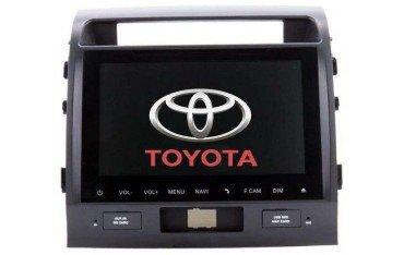 Radio GPS OCTA CORE Toyota Land Cruiser 200 ANDROID TR3169