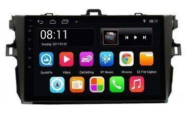 GPS Android 9,0 OCTA CORE 4GB RAM TOYOTA COROLLA REF:TR3171