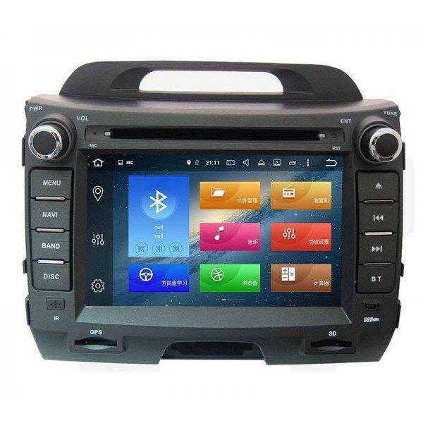 GPS Kia Sportage R