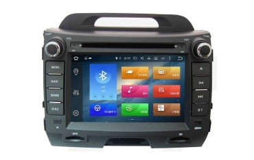 Special screen for Kia Sportage R with GPS Android TR3174