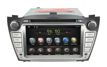 Special head unit with GPS ANDROID for Hyundai IX35 / Tucson TR3175
