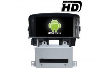 Radio GPS Chevrolet Cruze head unit ANDROID TR1895
