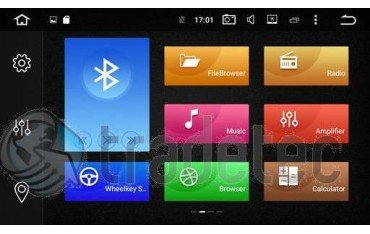 Radio DVD GPS BMW Serie 1 E80 ANDROID 9.0