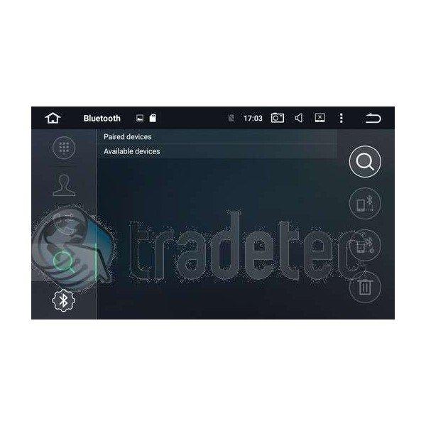 Radio DVD GPS Volkswagen / Seat / Skoda ANDROID 9.0  TR2536