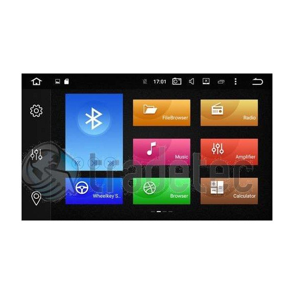 Radio DVD GPS Mercedes Clase A / B / Vito / Viano ANDROID 9