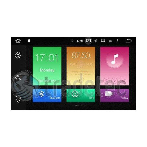 Radio DVD GPS HD Dodge, Chrysler, Jeep ANDROID