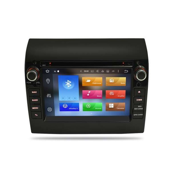 Radio DVD GPS fiat ducato ANDROID 9.0  TR3182