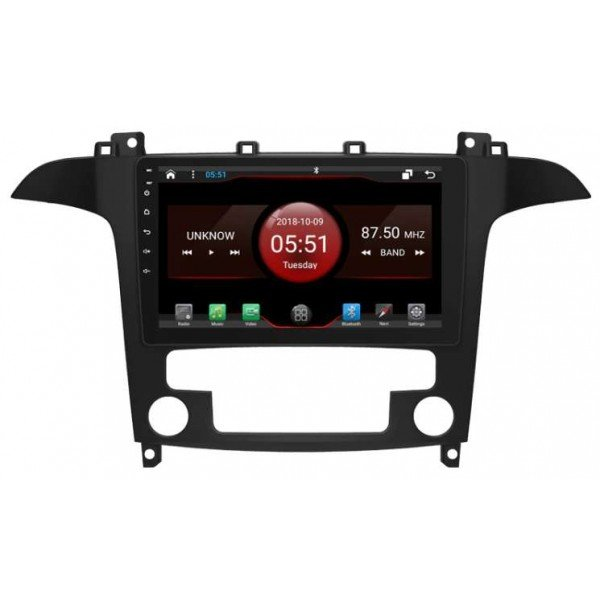 Radio GPS ford smax ANDROID 8.1 REF: TR3184