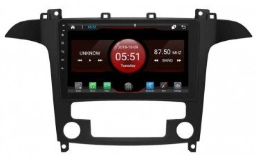Radio GPS Ford S-Max ANDROID 8.1 REF: TR3184