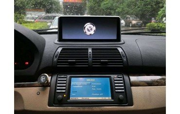 GPS BMW Serie 5 E39 y X5 E53 ANDROID 10.25