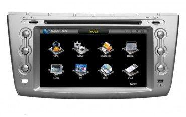 DVD CON GPS, TDT Y BLUETOOTH LOTUS L3 TR1012