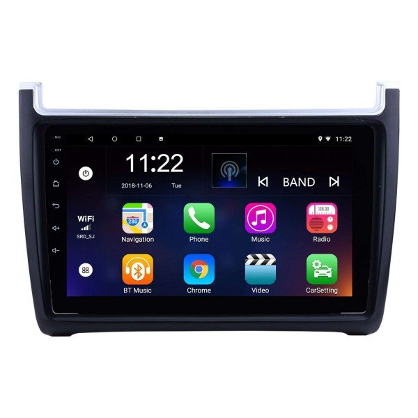 Radio GPS polo 6 ANDROID 8.1 REF: TR3188