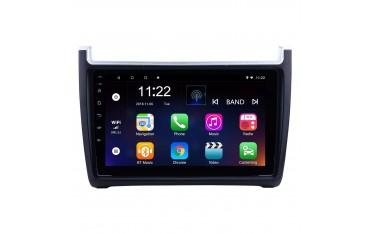 Radio GPS head unit Volkswagen Polo 6 Android 10 TR3189