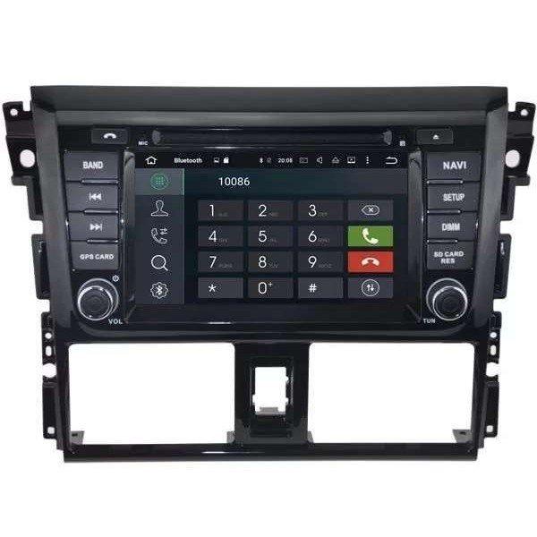 Radio GPS Toyota yaris ANDROID 9.1 REF: TR3192