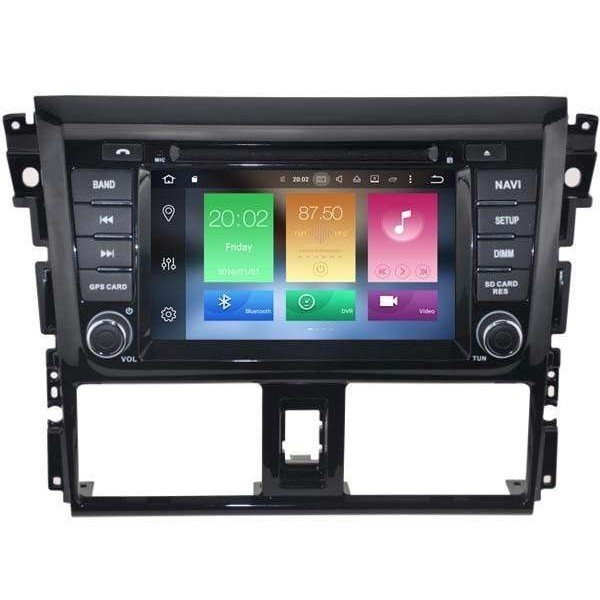 GPS Android 8 OCTA CORE 4GB Toyota Yaris