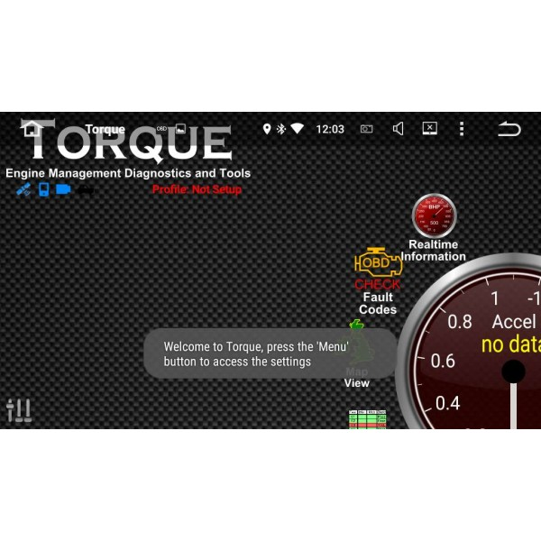 Citroen DS3 android