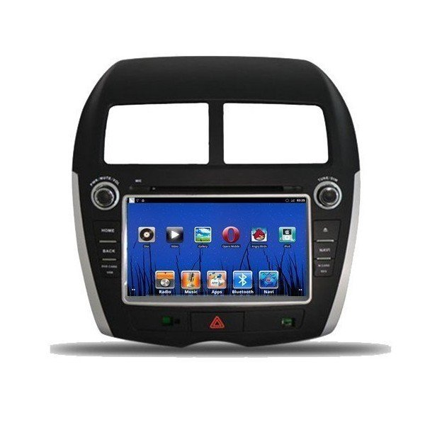 Radio DVD GPS PURE ANDROID Peugeot REF: TR1545