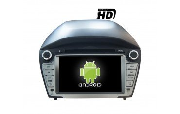 Radio head unit for Hyundai IX35 / Tucson with ANDROID GPS TR1898