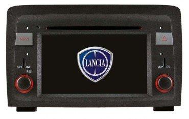 Radio pantalla GPS para Lancia Musa, Fiat Idea y Croma con ANDROID TR3199