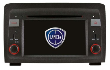 Special Radio screen with GPS for Lancia Musa, Fiat Idea and Croma ANDROID TR3199