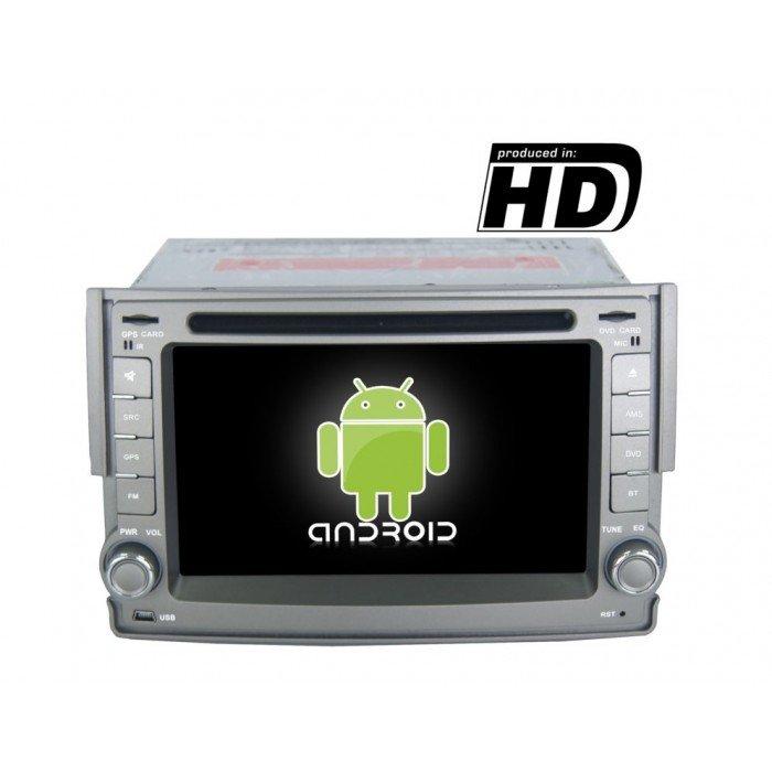 Hyundai H1 android