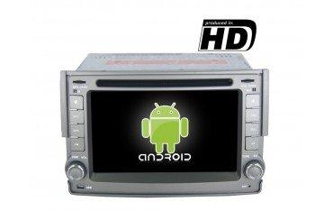 Radio navegador para Hyundai H1 con GPS ANDROID TR1899