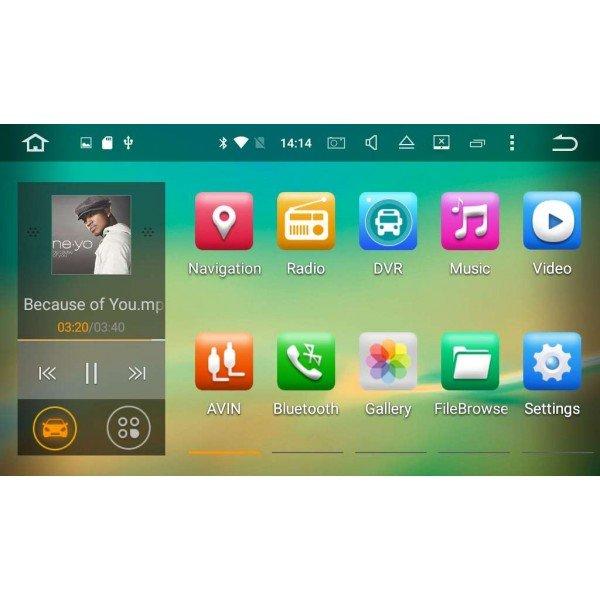 Kia Opirus Android