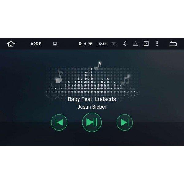 Hyundai Verna / Accent / Solaris  pantalla