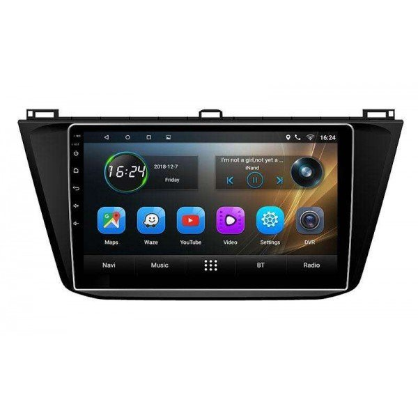 GPS head unit VW Tiguan