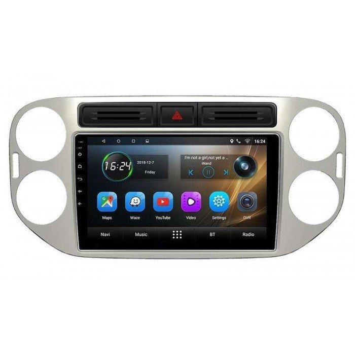 Radio GPS head unit VW Tiguan screen 9 Android TR3275