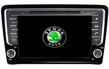 Radio navegador GPS Android 8 Skoda Octavia / Superb TR1556