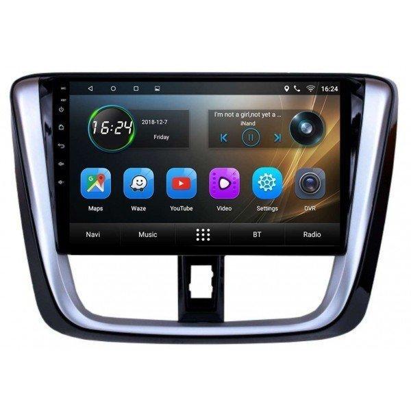 GPS Toyota Yaris  head unit